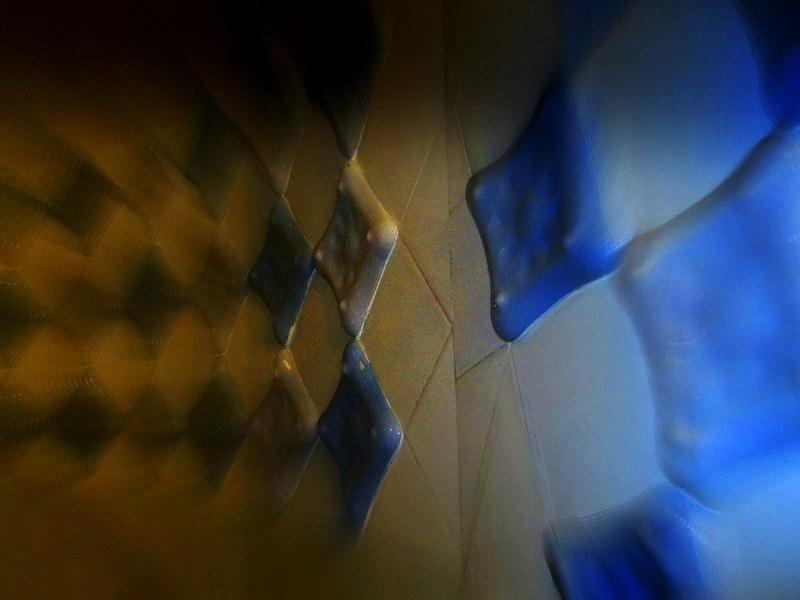 Joc en blau II