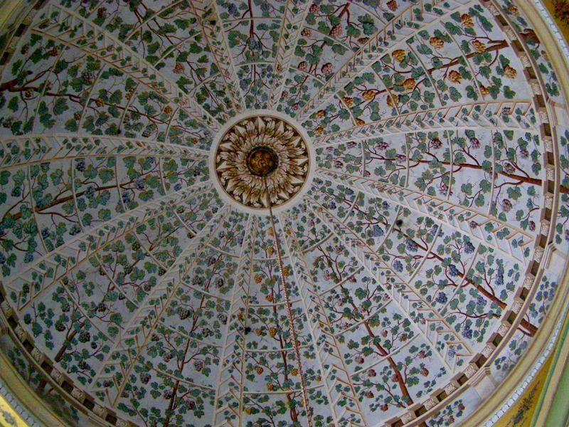 Palau de Topkapi cúpula del pavelló 2