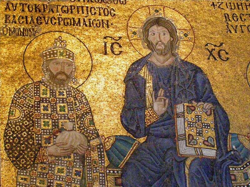 imatge-icona Hagia Sofia