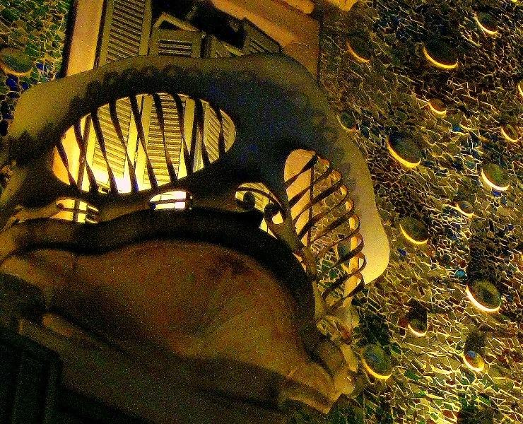 balconades casa Batlló