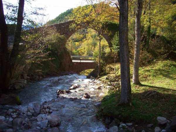 Pont romànic