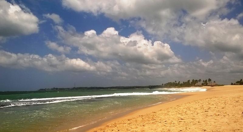 Platja de Sri Lanka