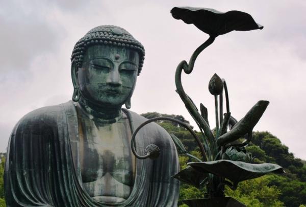 Buda a Kamakura, Japó