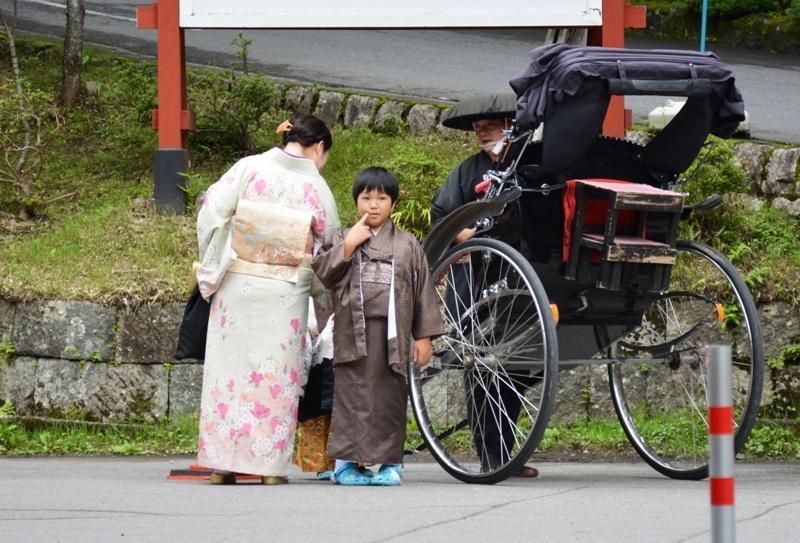 Transport tradicional