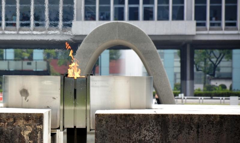 Flama de la pau