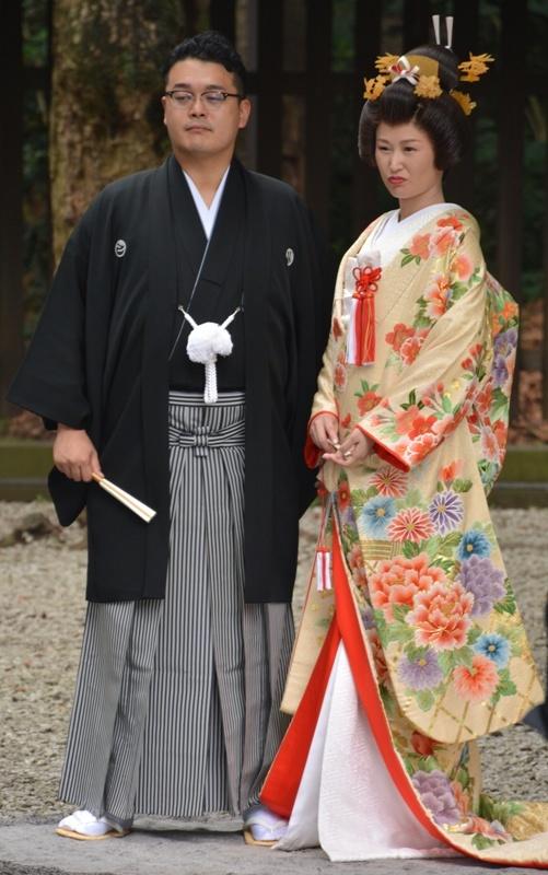 casament sintoista tradicional