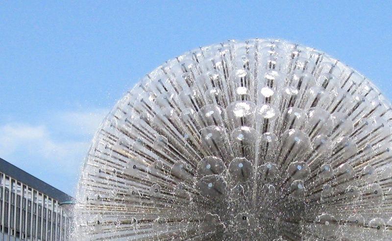 Bola d'aigua