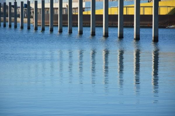 Reflexes a l'aigua