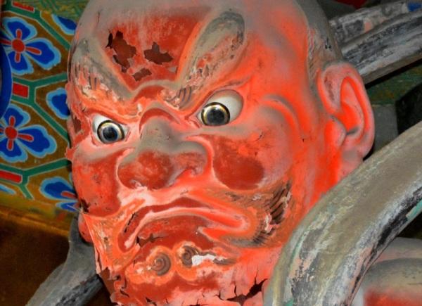 Protector del temple