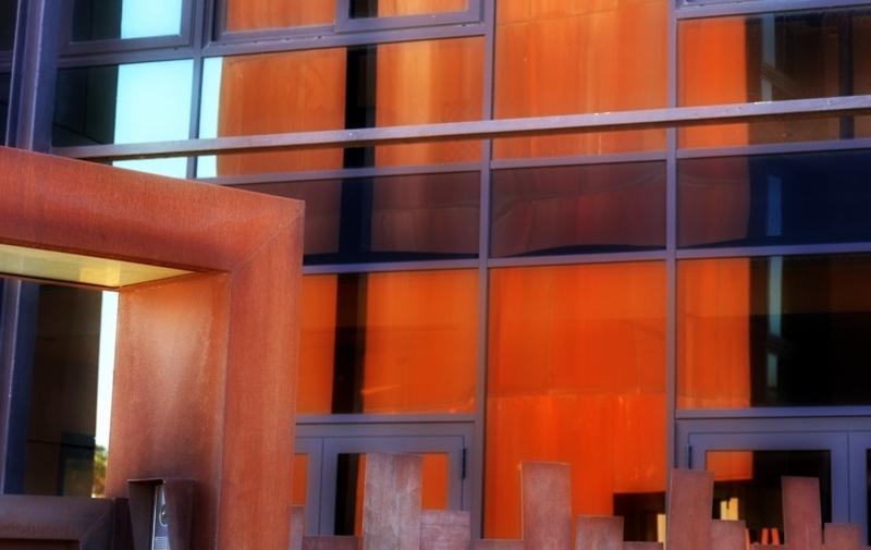 Volums, vidres i transparències