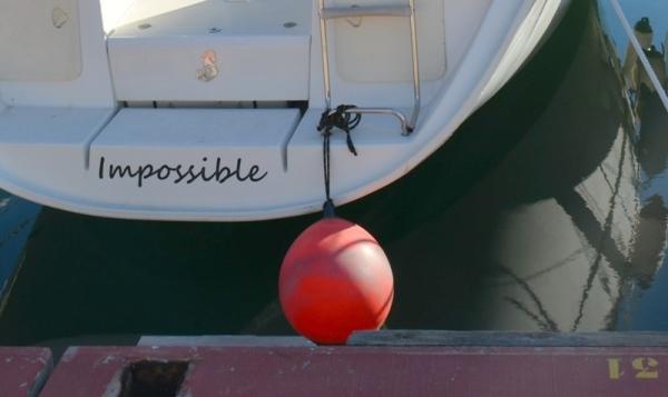 Qui diu impossible?