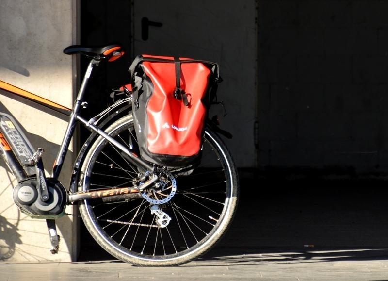 Red bag ...