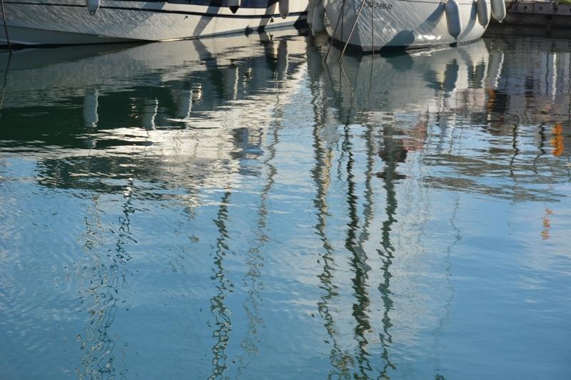 Tremolor sobre l'aigua
