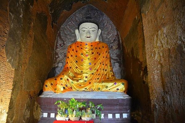 Imatges de buda a Myanmar 3