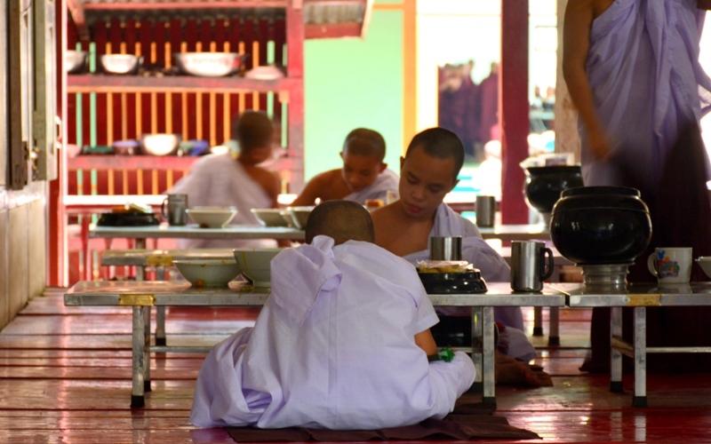 Menjador del monestir