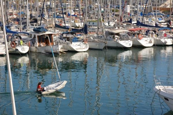 Port esportiu de Barcelona