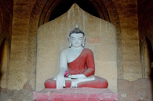 Buda de Myanmar 4