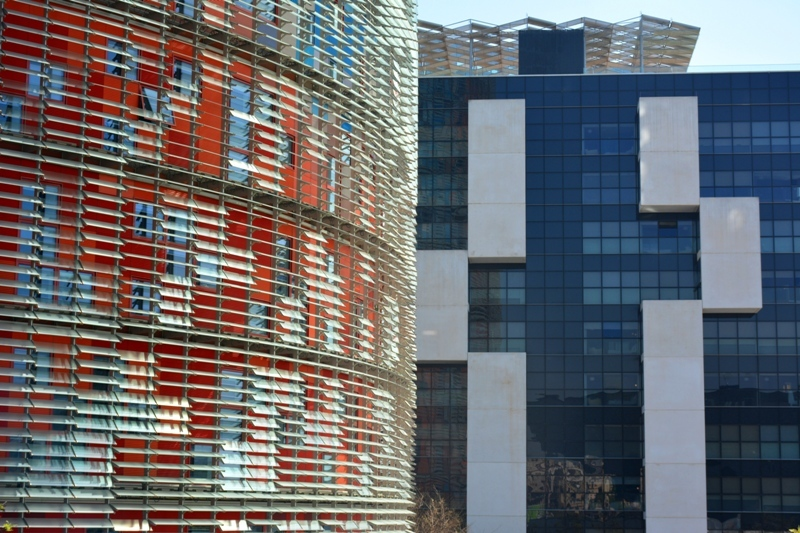 Pels voltants de Les Glòries a Barcelona 4