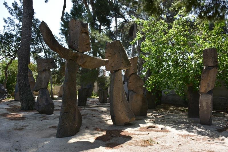 Escultures de Corberó