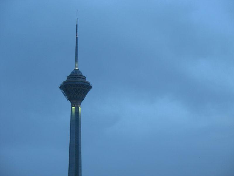 Milaad Tower, Tehran