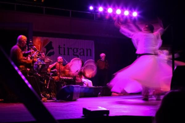 La Regard Persan, Tirgan Festival