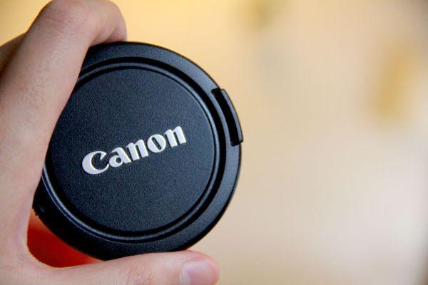 Lens Cover, Canon
