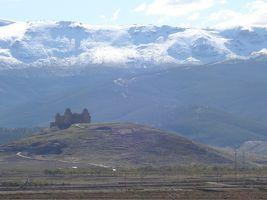 Castilllo de la Calahorra en Granada
