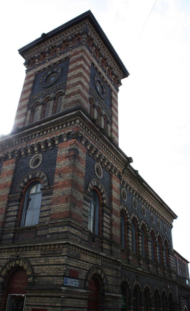 Listley Street Building