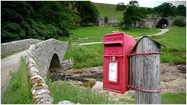 Postbox Yockenthawite LX3 Dales