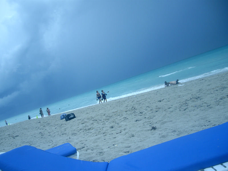 Deeper Shade of Blue