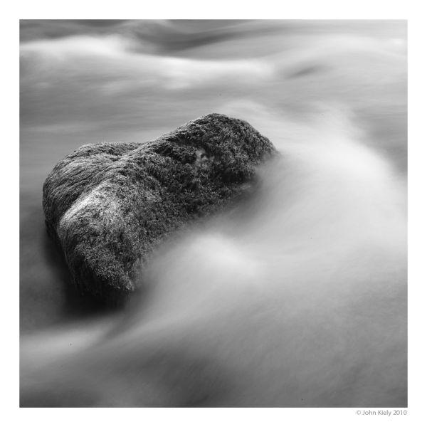 Afon Dwyfor at Llanystumdwy, North Wales