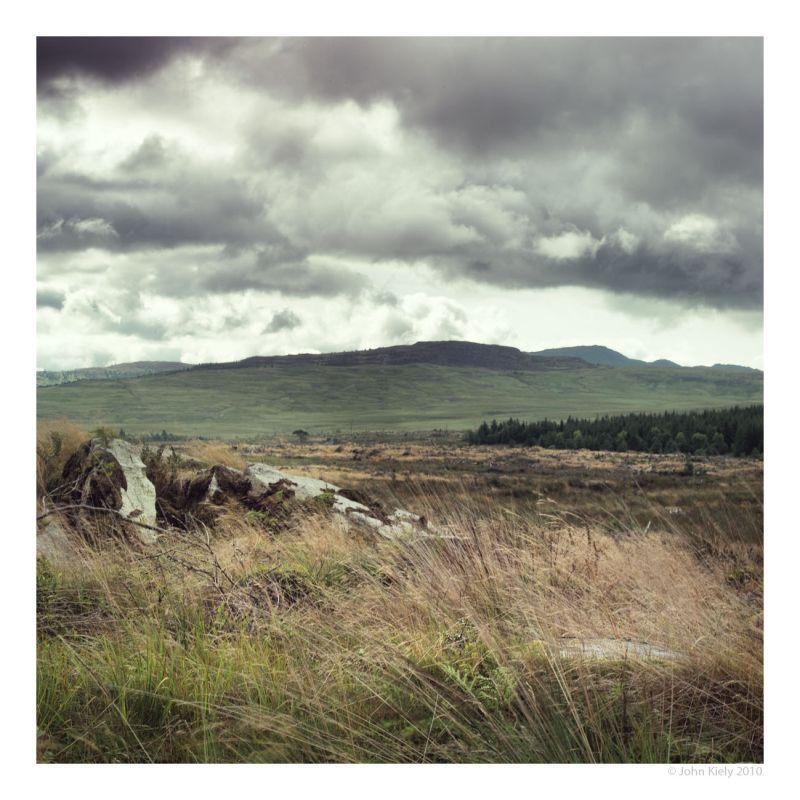 olour landscape photograph in Rhinog
