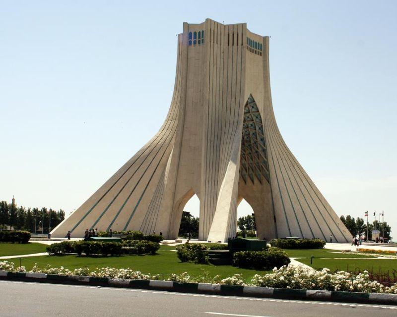 نماد تهران