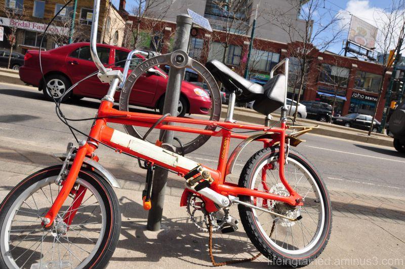 A random bike