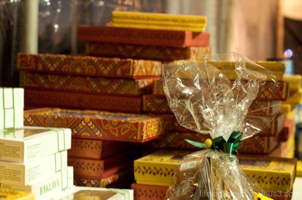 Diwali stacks