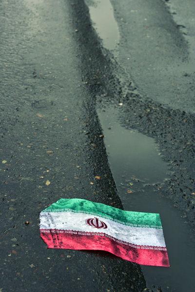 دریغا از ایران که ویران شود