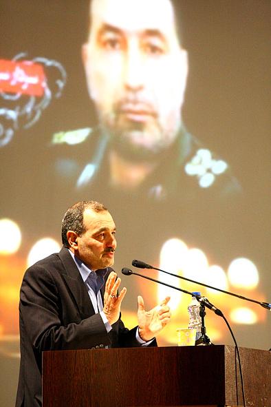 برادر شهید تهرانی مقدم