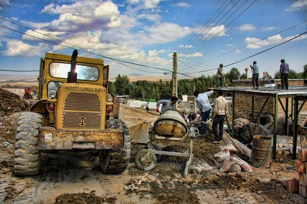 سفر به مناطق زلزله زده 2