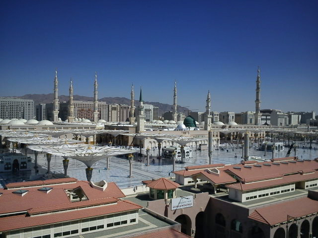 Holy Medina