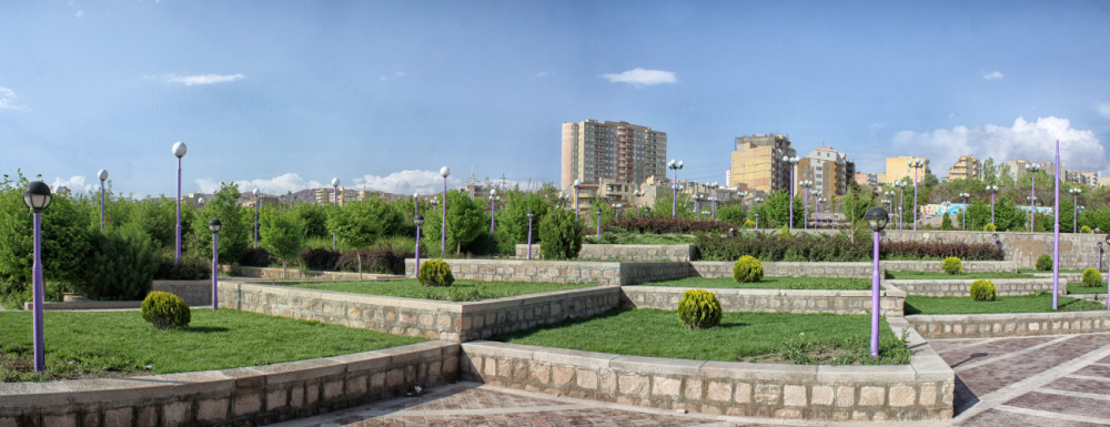 Valiasr Park , Tabriz