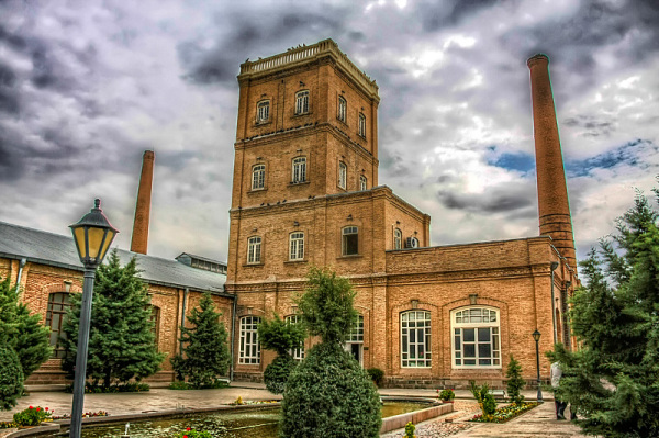 دانشگاه هنر تبریز