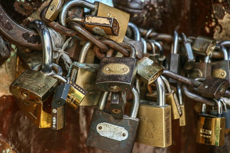 کجاست کلید این همه قفل !؟