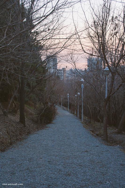شهر من پاییز
