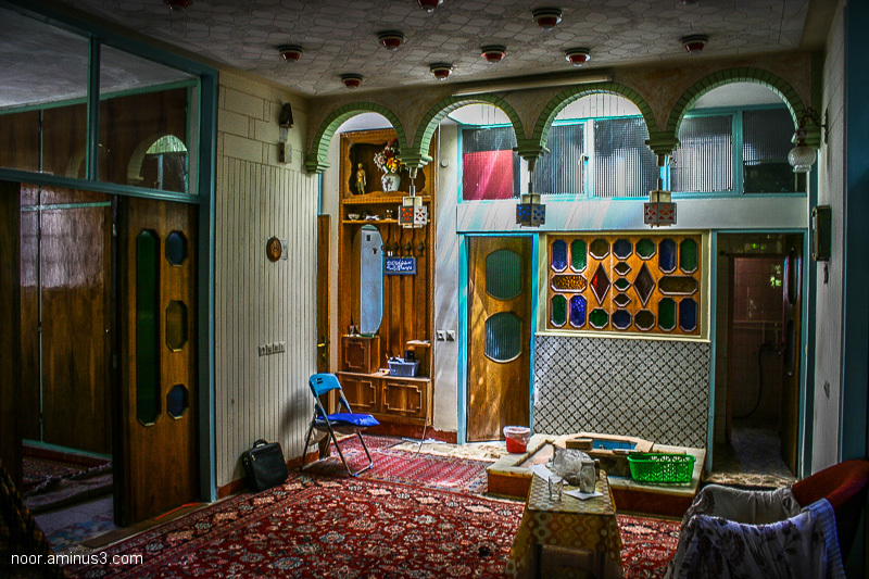 Old Iranian House