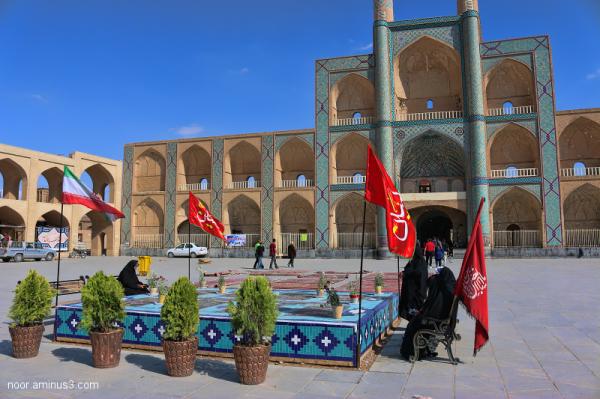 میدان امیر چخماخ یزد