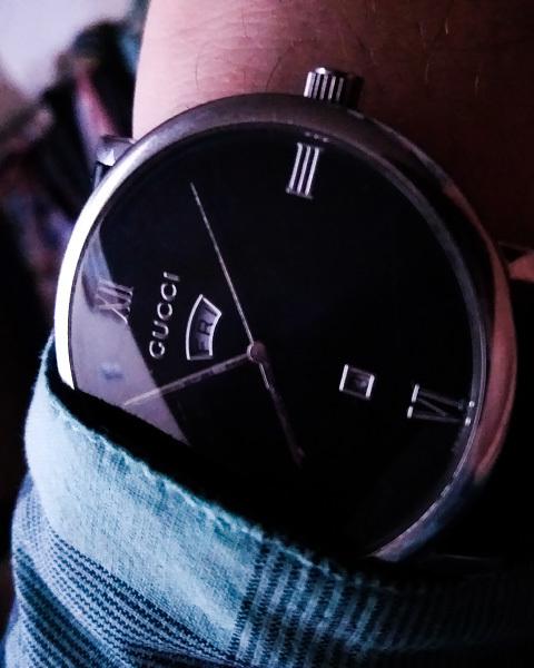 ساعت مچی قدیمی