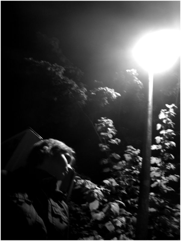Waiting in the Dark