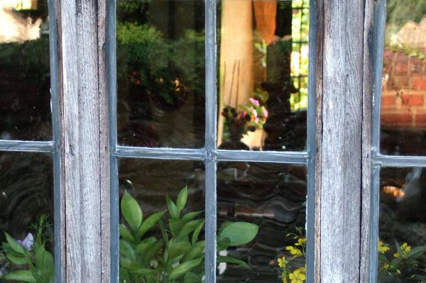 Fenêtre à Rye (G-B)
