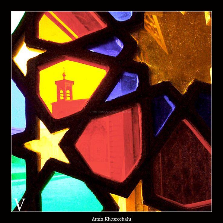 window of color