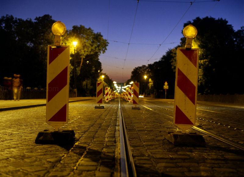 empty city lights #2